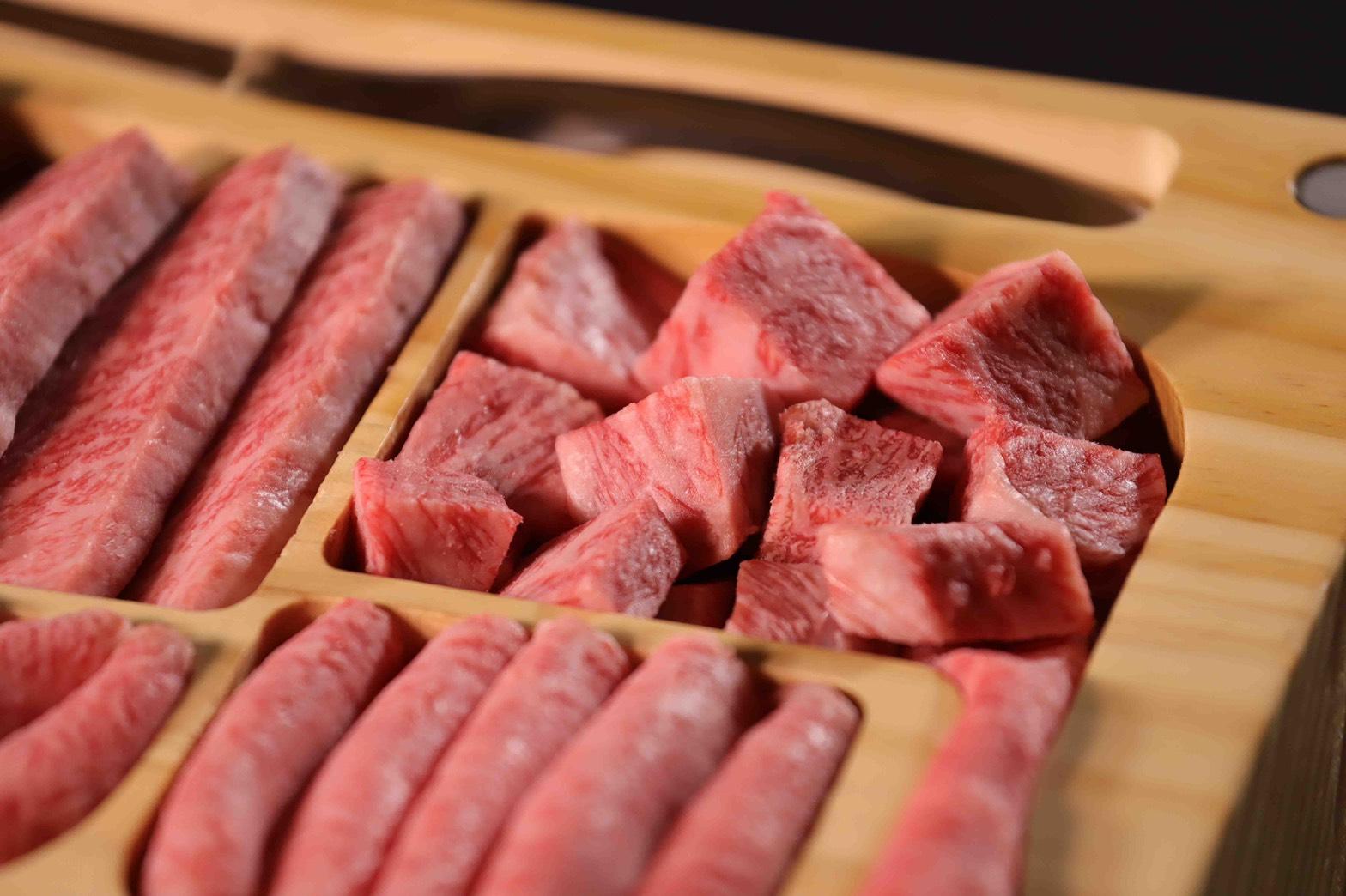 北薩摩高崎和牛『骰子牛』